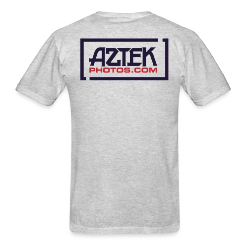 Aztekphotos 2017 - Men's T-Shirt