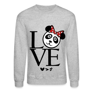 Love - Crewneck Sweatshirt