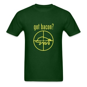 got bacon? John Deere - Men's T-Shirt