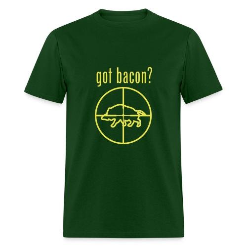 got bacon? John Deere - Men's T-Shirt