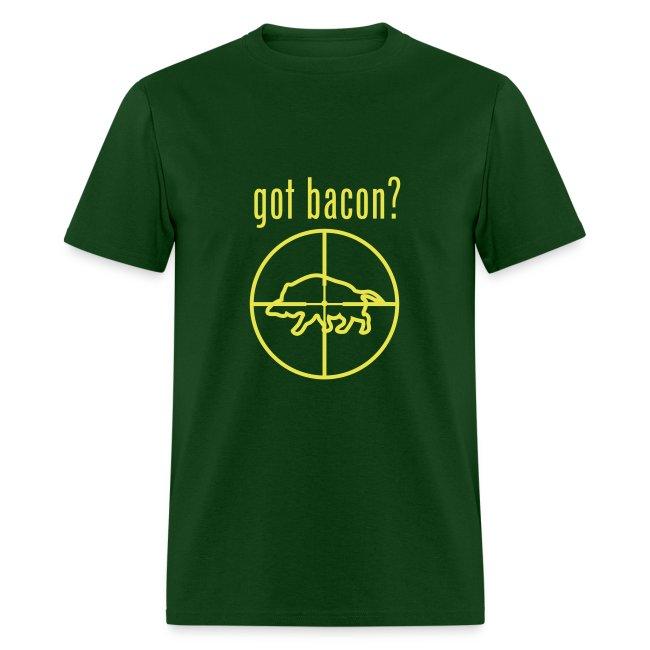 got bacon? John Deere