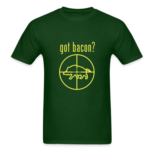 got bacon? John Deere