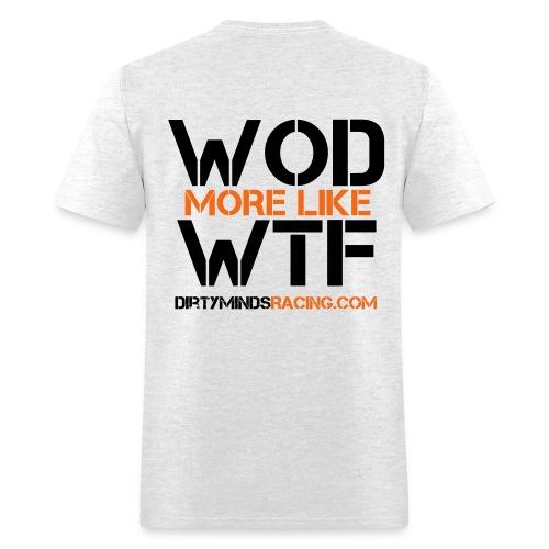 WOD / WTF - Men's T-Shirt