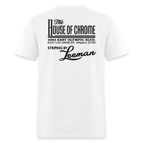 House 0f Chrome Leeman - Men's T-Shirt