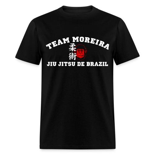 TM Athletic Gorilla Kanji FRONT ONLY style - black shirt - Men's T-Shirt