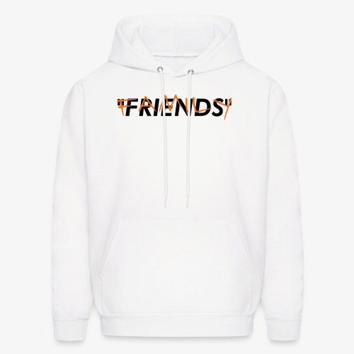 NEW AGE ART WITH FRIENDS - Men's Hoodie