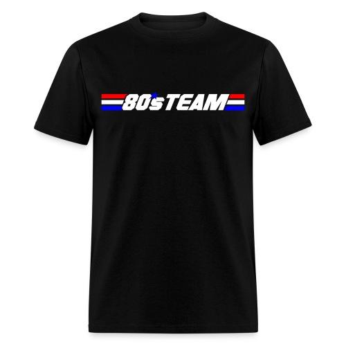 GI 80s Team Shirt - Men's T-Shirt