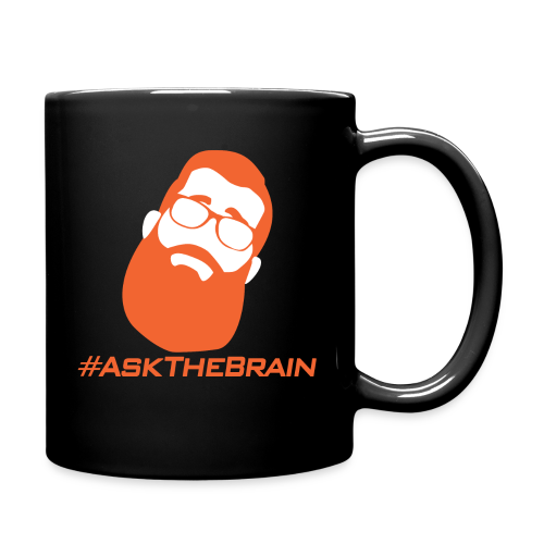 #AskTheBrain mug - Full Color Mug