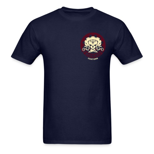 Rosko Customs  - Men's T-Shirt