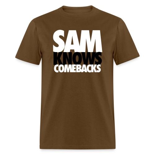 Sam Goldfeder 2013 - Men's T-Shirt