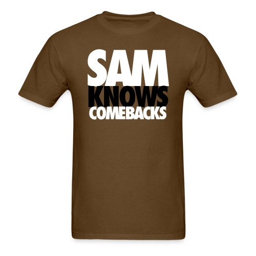 Sam Goldfeder 2013 - Men's T-Shirt