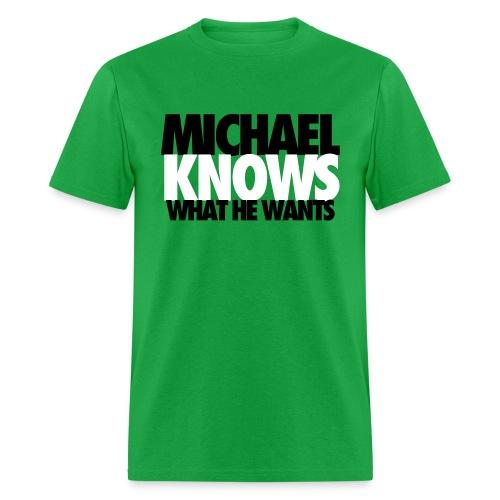 Michael Neligan 2013 - Men's T-Shirt