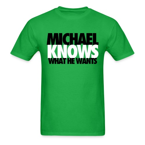 Michael Neligan 2013 - Men's T-Shirt