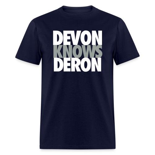 Devon Jeffreys 2013 - Men's T-Shirt