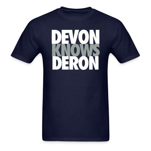 Devon Jeffreys 2013 - Men's T-Shirt