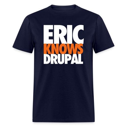 Eric Kirsner 2013 - Men's T-Shirt