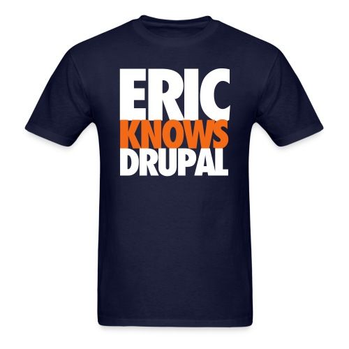 Eric Kirsner 2013 - Men's T-Shirt