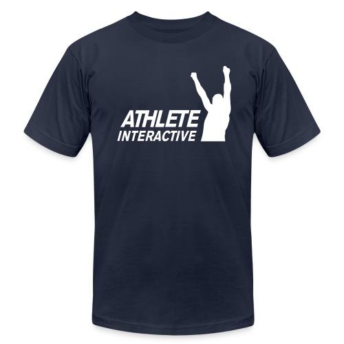 Ai Standard Navy 2013 - Men's Fine Jersey T-Shirt