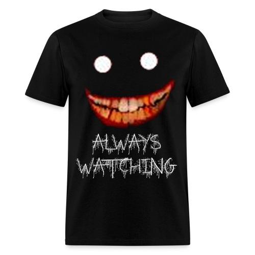 SCP - 087 - Creepy Face - Men's T-Shirt