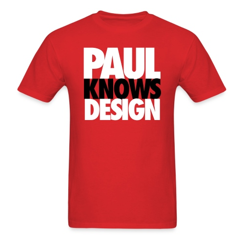 Paul Kremer 2013 - Men's T-Shirt