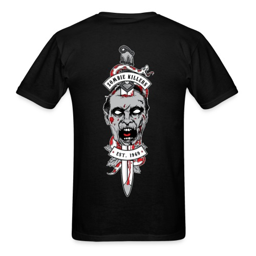 Zombie Killers EST 1969 - Men's T-Shirt