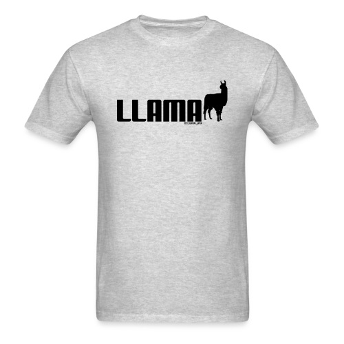 Llama Athletics  - Men's T-Shirt