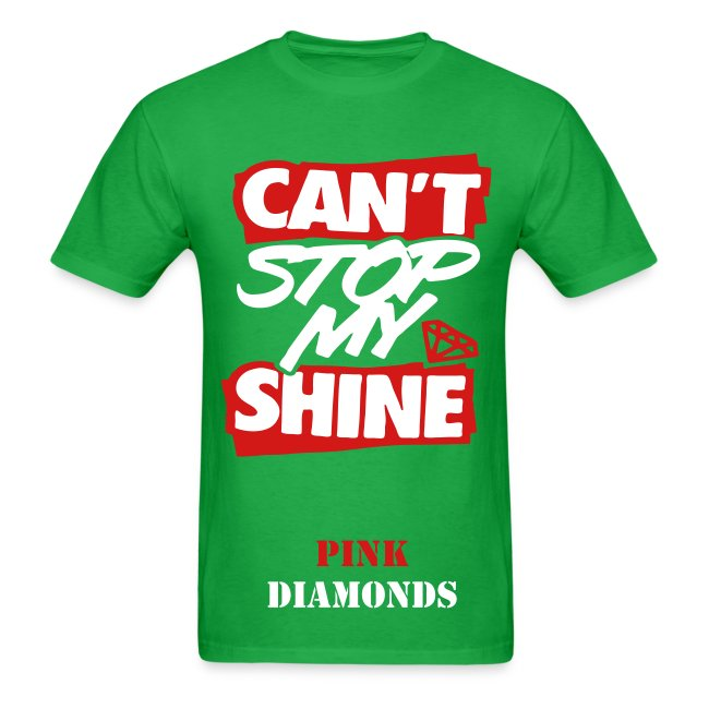 Cant Stop My Shine Diamond Shirt