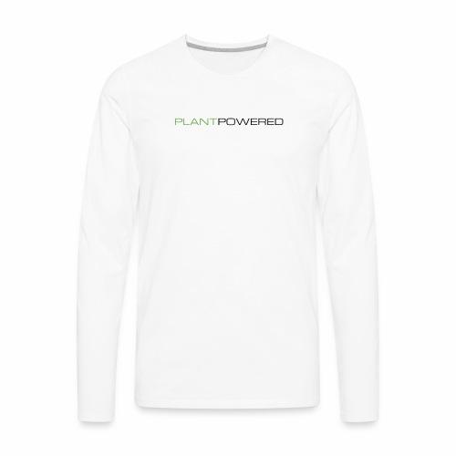 Mens Premium Long Sleeve Shirt - Men's Premium Long Sleeve T-Shirt