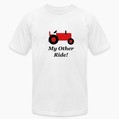 Red Tractor Other Ride T-Shirts