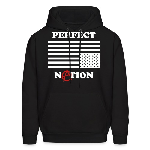 PERFECT NATION A - Men's Hoodie