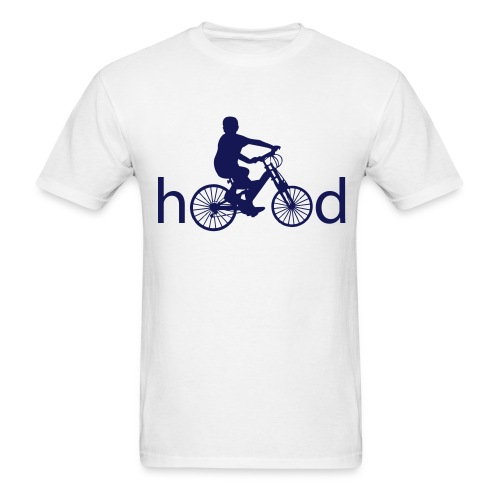 Bike Hood - Men's T-Shirt