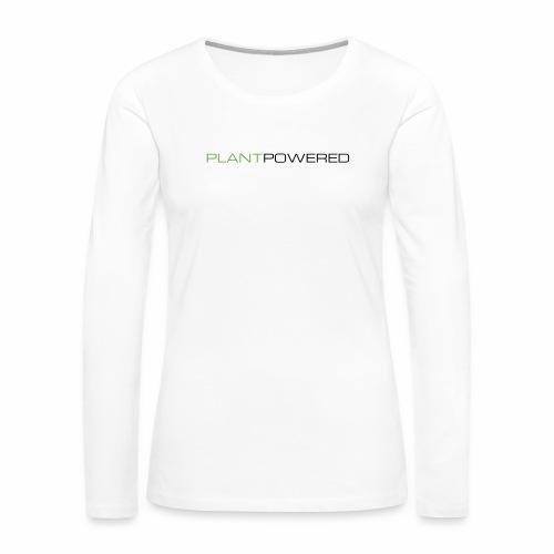 Womens Premium Long Sleeve Tshirt - Women's Premium Long Sleeve T-Shirt