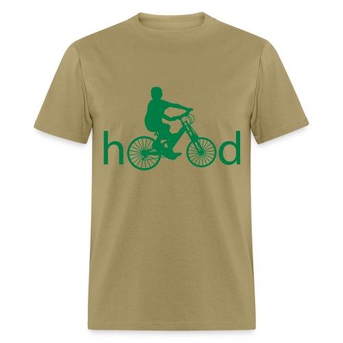 Bike Hood - Men's T-Shirt
