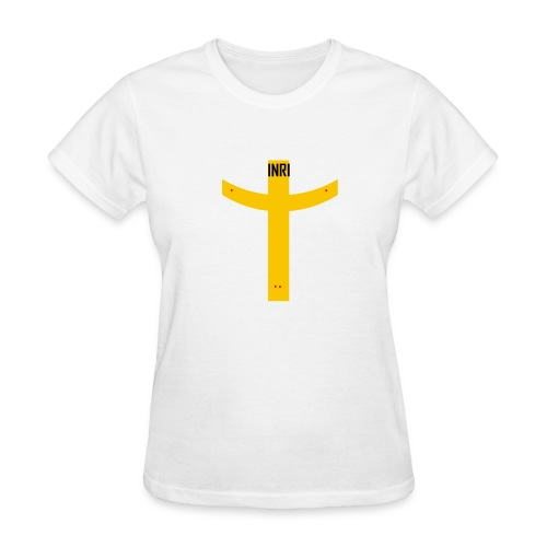 INRI JESUS IS ALIVE - Women's T-Shirt
