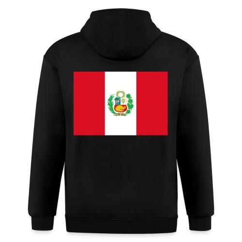 Peru - Men's Zip Hoodie