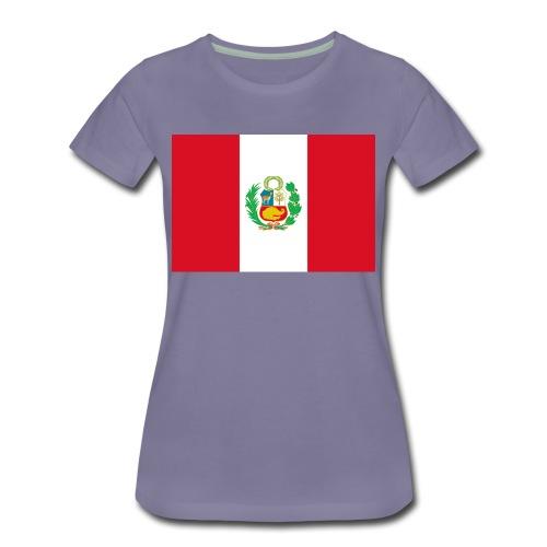 Peru - Women's Premium T-Shirt