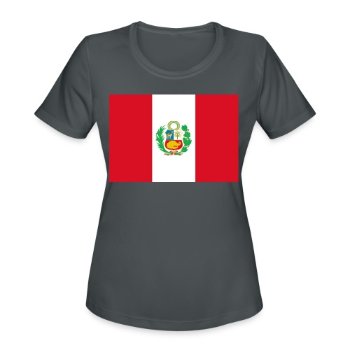 Peru - Women's Moisture Wicking Performance T-Shirt