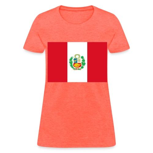 Peru - Women's T-Shirt