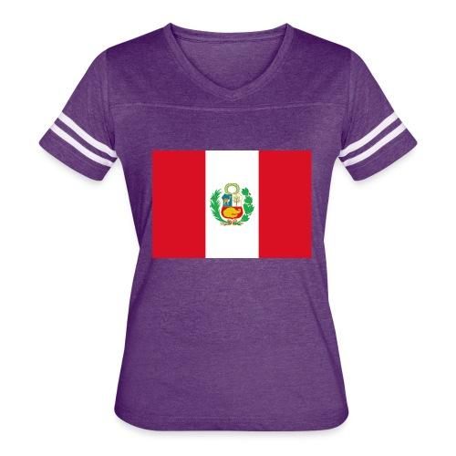 Peru - Women's Vintage Sport T-Shirt