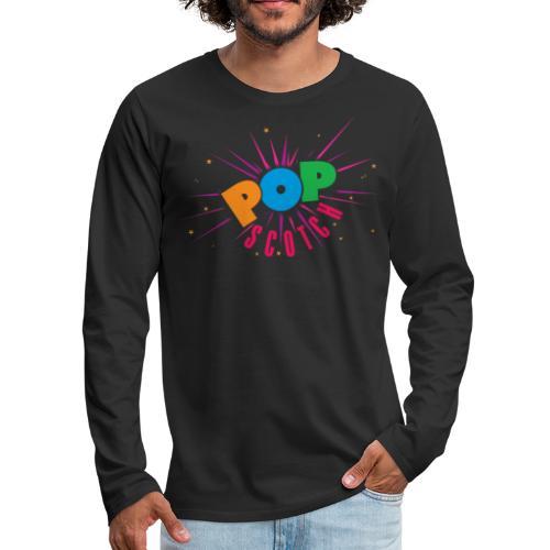 Men's Premium Long Sleeve Shirt - Men's Premium Long Sleeve T-Shirt