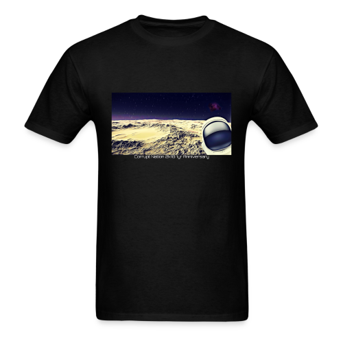 Corrupt Nation 1 Year Anniversary LIMITED EDITION T-Shirt   - Men's T-Shirt