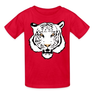White Tiger - Kids' T-Shirt