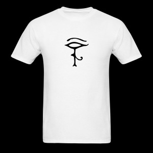 Illuminati Eye of Horus Shirt - Men's T-Shirt