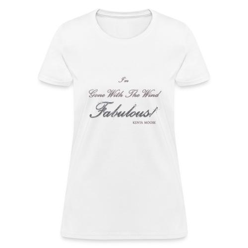 FABULOUS WHITE - Women's T-Shirt