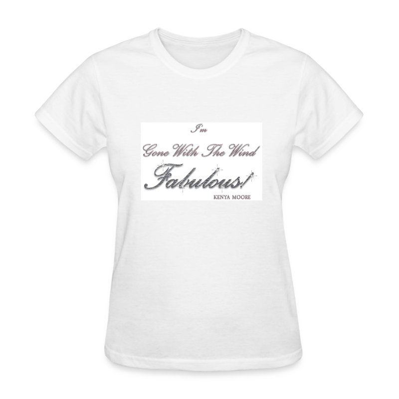 FABULOUS WHITE - Women's T-Shirt