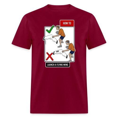 No Auto Launch! - Men's T-Shirt