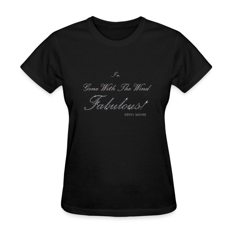 FABULOUS BLACK - Women's T-Shirt