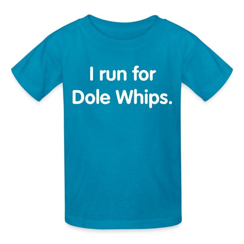 Dole Whip (Kids) - Kids' T-Shirt