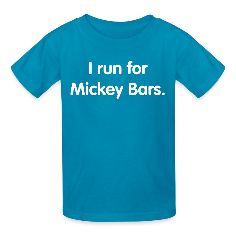Mickey Bar (Kids) - Kids' T-Shirt