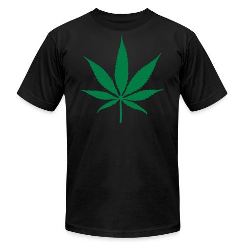 Weed - Men's Fine Jersey T-Shirt